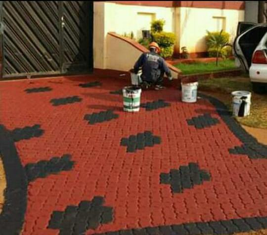 Paving & Painting by Rockden in Durban